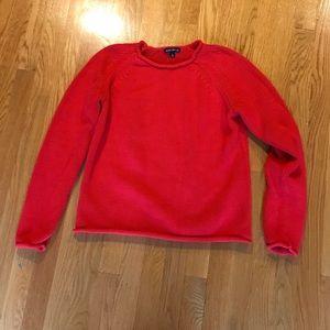 Jcrew mercantile cotton sweater